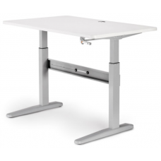 Eclipse® Manual Tranquilo Sit and Stand Desk 1500 x 750 - ETM1575