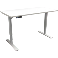 Eclipse® Electric Tranquilo Sit and Stand Desk 1500 x 750 - ETE1575