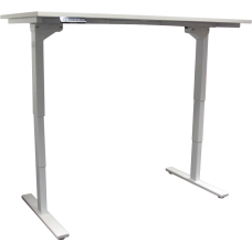 Eclipse Electric Tranquilo Sit and Stand Desk Frame Only (NO TOP) Adjustable Frame 1500 -1800 x 750 - ETEF