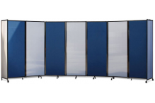 Eclipse Free Standing Mobile Room Dividers - ECFSMRD