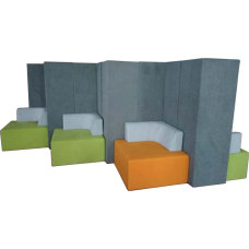 Eclipse® Alcova Seating - ESFALC