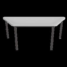 Eclipse® Trapezoidal Desk - 1200/600 x 520w x 620h - T8B1