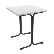 Eclipse®  T leg Student Desk Fixed Height 720mm h - DFLT600