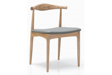 Eclipse Opale Timber Chair - ETCHO