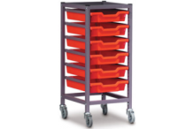 Eclipse Tray Trolley 1 Bay - ECTT1B