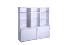 Eclipse Banksia Wall Unit 1800 x 1800 - EBWU18
