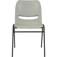 Eclipse® Xcel Maxi Poly Stacking Chair - CLR042