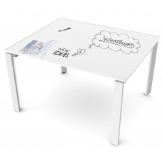 Eclipse® Think Writeable Top Coffee Table - 500H - ETW500