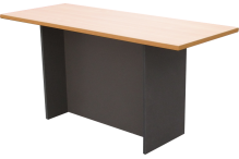 Eclipse Panel Base Table 1500 x 600 - GORG17