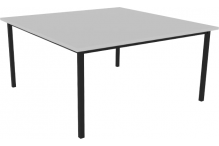 Eclipse Metal Frame Table - 1800 x 900 - EMFT18900