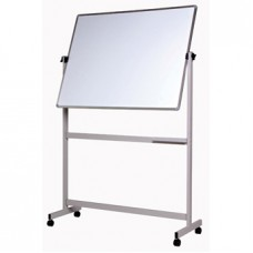 Mobile Pivoting Whiteboard 1500mm x 900mm - VMWB1509P